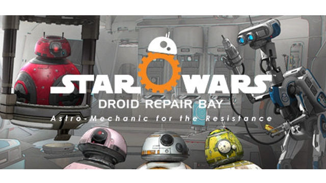 Star Wars Droid Repair Bay