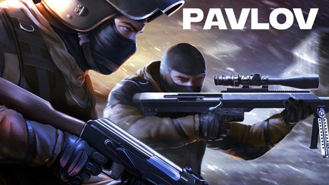 Pavlov (Counter-Strike VR)